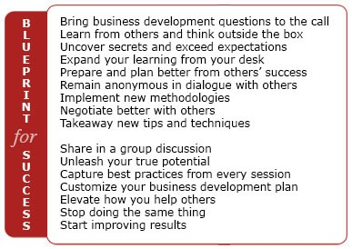 Blueprint for business development success group coaching call nbda additional information malvernweather Choice Image